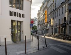 The area of central Paris around rue du Sentier, once home to part of the garment district, is now home to a hive of innovation.