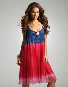 Miss Sixty   Miss Sixty Chiffon Sequin Dip-Dye Dress at ASOS