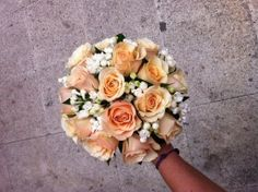 Un dulce ramo de novia...