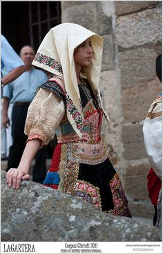 LAGARTERA - a municipality located in the province of Toledo, Castile-La Mancha, Spain. - CORPUS CHRISTI 2011, via Flickr.