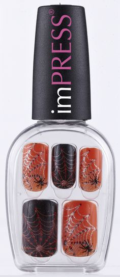 Halloween ImPRESS Manicure Designs