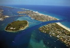 Singer Island Between The Mainland And Palm Beach Another Hangout
