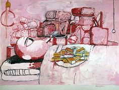 A selection of late works by Philip Guston will be showing at the Schirn Kunsthalle Frankfurt gallery in Germany. The Canadian born American painter would have been celebrating his 100th birthday this year. His painting To Fellini was sold at the price $25,883,750 at the spring auction earlier this year.