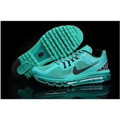http://www.anike4u.com/ Nike Air Max 2013 Atomic Green Mens Nike Air Max Running Shoes DGCZ3