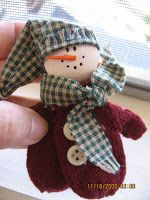 Winter Snowman - The End In Mind