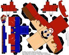 Mario Toy Art