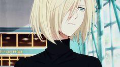 "nekokuro: """"Yuri looking too beautiful for his own good ✿♥‿♥✿ "" "" Boys Anime, Anime Art Girl, Manga Anime, Anna Blue, Aesthetic Gif, Peach Aesthetic, ユーリ!!! On Ice, Handsome Anime Guys, Kawaii Chibi"