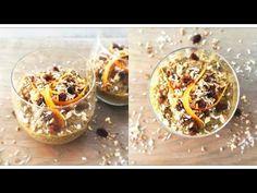 Carrot Cake Chia Pudding + How to Make Walnut Milk --- Who ever said you can't have dessert for breakfast? www.julieslifestyle.com #Raw #RawFood #RawVegan #DairyFree #NutMilk #GlutenFree #VeganBreakfast #Vegan #ChiaPudding