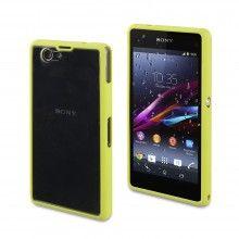 Capa Sony Xperia Z1 Compact Made for Xperia Bimat Verde R$64,00