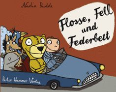 Nadia Budde: Flosse, Fell und Federbett, Peter Hammer Verl.