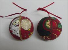 Falta pouco mais de um mês para o Natal e você ainda não comprou os enfeites para decorar a sua árvore? Que tal colocar a sua criatividade em prática e personalizar as bolas de Na