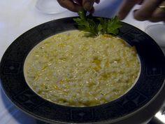 Risotto con Zucca e Gorgonzola al Mascarpone - http://cucinasuditalia.blogspot.it/2012/10/risotto-con-zucca-e-gorgonzola-al.html