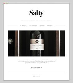 Website Design - Salty