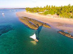 Vista aérea de uma das praias de Porto de Galinhas. http://www.enotelportodegalinhas.com.br/default-pt.html  #portodegalinhas #pernambuco #nordeste #brasil #enotel #experienciaenotel #enotelexperience #vemproenotel