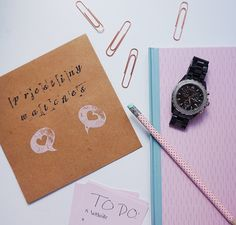 We love our office supplies pink and pretty at our Prestiny Watches office 💕 An amazing fashion accessory 🌸