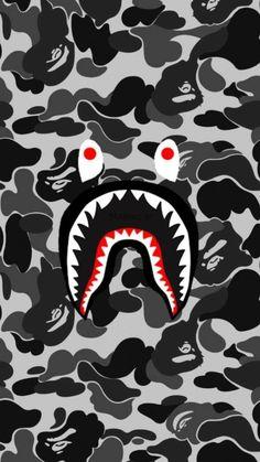 Bape no color wallpaper by Chiefaye - - Free on ZEDGE™ Bape Shark Wallpaper, Gucci Wallpaper Iphone, Supreme Iphone Wallpaper, Camo Wallpaper, Nike Wallpaper, Apple Wallpaper, Trendy Wallpaper, Colorful Wallpaper, Mobile Wallpaper