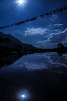 Sky Fall Photo by Shayan Chaudhuri -- National Geographic Your Shot
