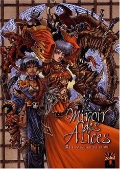 【Télécharger】 Le Miroir des Alices, tome 1 : L'ennemie qui est en moi Gratuit Good Manga, Kara, Good Books, Halloween, Marianne, Images, Comic, Mirror, Fishing Line