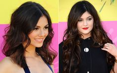 Kids' Choice Awards inspire-se nos penteados das famosas! Kids Choice Awards 2013, Kristen Stewart, Victoria Justice, Kylie Jenner, Children, Sexy, Photography, Inspiration, Beautiful