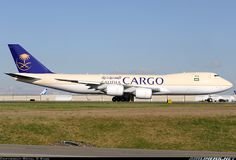 Saudia - Saudi Arabian Airlines Cargo N5023Q Boeing 747-87UF/SCD aircraft picture