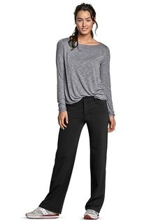 I live in outfits like this on weekends.  Love Athleta's style, but is too expensive to buy all the time.
