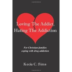 A great book that will give  you insight into what it's like to  care about someone whi is an addict.    For some, this book will shed light on the behavior of a drug addict, the effects of drugs on the person who is using them, and the effects drug dependency has on family life. For others, it will be an all-too-familiar recollection of their own experiences. The reality of this issue is painful and there is no way to tip toe around the truth.