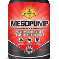 MESOPUMP Nitric Oxide Supplement Review - http://www.workoutboosters.com/mesopump-nitric-oxide-supplement-review/