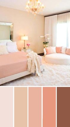 Creative Ways To Living Room Color Design Ideas You will observe the way the room will get bigger. Painting the living room is a substantial investment. Your living room takes up quite a f Best Bedroom Colors, Bedroom Color Schemes, Bedroom Paint Colors, Wall Colors, Colors For Bedrooms, Home Color Schemes, Apartment Color Schemes, Pink Color Schemes, Colour Schemes For Living Room