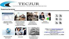 Servicio de Profesionales ingresa a http://tecjur.wix.com/tecjursas#!servicios-y-productos-/cskj
