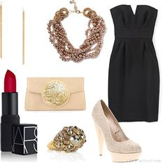 LBD LOOK!! | Women's Outfit | ASOS Fashion Finder