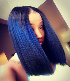 Eseewigs Real Human Hair Brazilian Virgin Hair Full Lace Wig Ombre Color Customized Wig Density Pre-Plucked Natural Hairline free ship to wordwide. Frontal Hairstyles, Dope Hairstyles, My Hairstyle, Weave Hairstyles, Pretty Hairstyles, Black Hairstyles, Hairstyle Ideas, Straight Hairstyles, Natural Hair Styles
