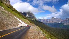 road trip montana