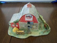 Lowell Davis - Schmid Figure - The Barn - Foxfire Farms - 1984
