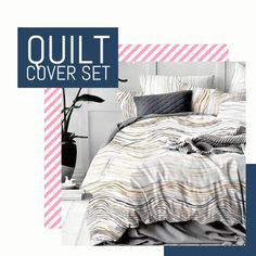 💥🎉 Friday Deals On Now at🎉💥  Quilt cover and sheet set    🛍LAY DOWN FOR LESS At #MATTRESSOFFERS   - FOR YOUR BEAUTIFUL HOUSE🛍    Sheet set , Quilt Cover - King, Queen, Single Quilt Cover Buy Online   Shop exciting offers on our collection of premium sheet set and quilt cover sets.     Buy Now Pay Later in Slice with - Afterpay | ZipPay | Humm | Laybuy | Latitudepy | Payitlater    #quiltcover #sheetset #fridaydeals Single Quilt, Quilt Cover Sets, King Queen, Sheet Sets, Beautiful Homes, Mattress, Comforters, Friday, Quilts