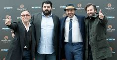 MasterChef Italia 5 - Il Talent Show culinarioi parte Giovedì 17 Dicembre con Bruno Barbieri, Carlo Cracco, Joe Bastianich e Antonino Cannavacciuolo.