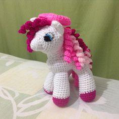 My little pony.  por BissohongFam en Etsy