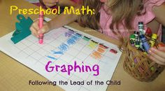 For the Children: Preschool Math: Graphing and Following the Lead of the Child
