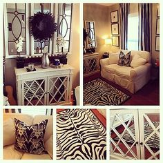 LOVE this for a living room!!