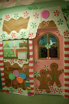 Christmas Classroom Door, Christmas Front Doors, Preschool Christmas, Christmas Activities, Christmas Crafts, Art Classroom, Christmas Christmas, Christmas Door Decorating Contest, Office Christmas Decorations