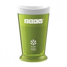 Slush shake maker from zoku enjoy this high for Cheap fruity mixed drinks
