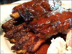 Easy and Tender Pork Ribs Recipe. Time to make some delicious and tender pork ribs. Mix all the ingredients in a bowl for coating the ribs Bbq Spare Ribs, Bbq Ribs, Pork Ribs, Pork Meat, Barbecue, Pork Rib Recipes, Asian Recipes, Crockpot Recipes, Cooking Recipes
