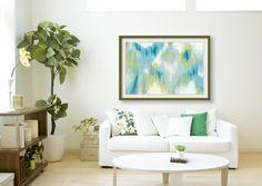 Work It Baby: 14 Interior Design Trends 2017 Sala Floral, Mandala Indiana, Wall Art Decor, Wall Art Prints, Painting Prints, Canvas Prints, Unique Wall Art, Landscape Prints, Beautiful Living Rooms