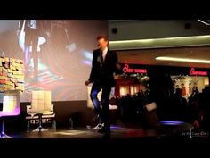 Tom Hiddleston and Benedict Cumberbatch dance off - YouTube