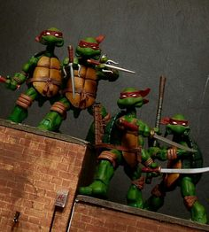 Turtles Trickfilm