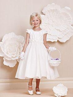 Alfred Angelo 6674 FS $136.99 Flower Girl Dress