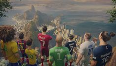 June 2014 - Branding: The best 5 viral spots for the WM 14 in Brazil, evaluated by Be On. http://beon.aolplatforms.com/download/top5/2014-06_Top5_Global_Videos_WorldCup_DE.pdf