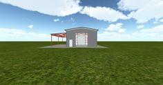 Cool 3D #marketing http://ift.tt/2iS6rVZ #barn #workshop #greenhouse #garage #roofing #DIY