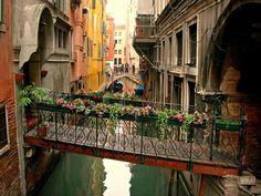 Venise bridge