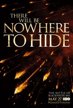 There will be nowhere to hide