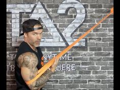 Not sure how to get that perfect Resistance Band workout for your back ? In this video, Fitness expert James Grage explains how to get that perfect mind musc. Resistance Band Training, Resistance Band Exercises, Build Muscle, Muscle Building, Your Back, Keep Fit, Rowing, Training Tips, Band Workouts